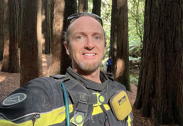 Rod-at-Californian-Redwoods